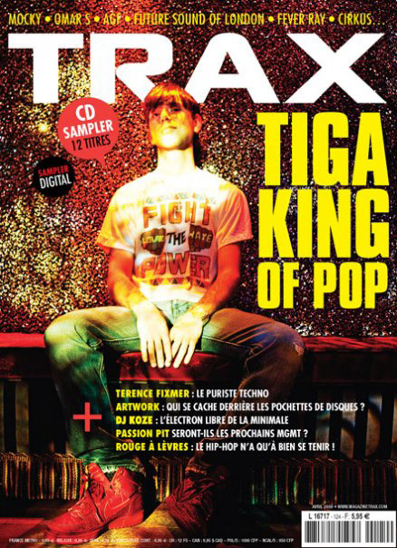 Trax Magazine Geste Jaw Breaker Feature