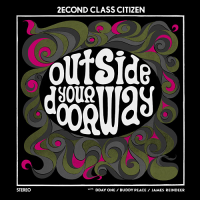 "2econd Class Citizen - Outside Your Doorway EP (12"")"