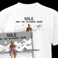 Sole And The Skyrider Band - Hello Cruel World (CD + Shirt)