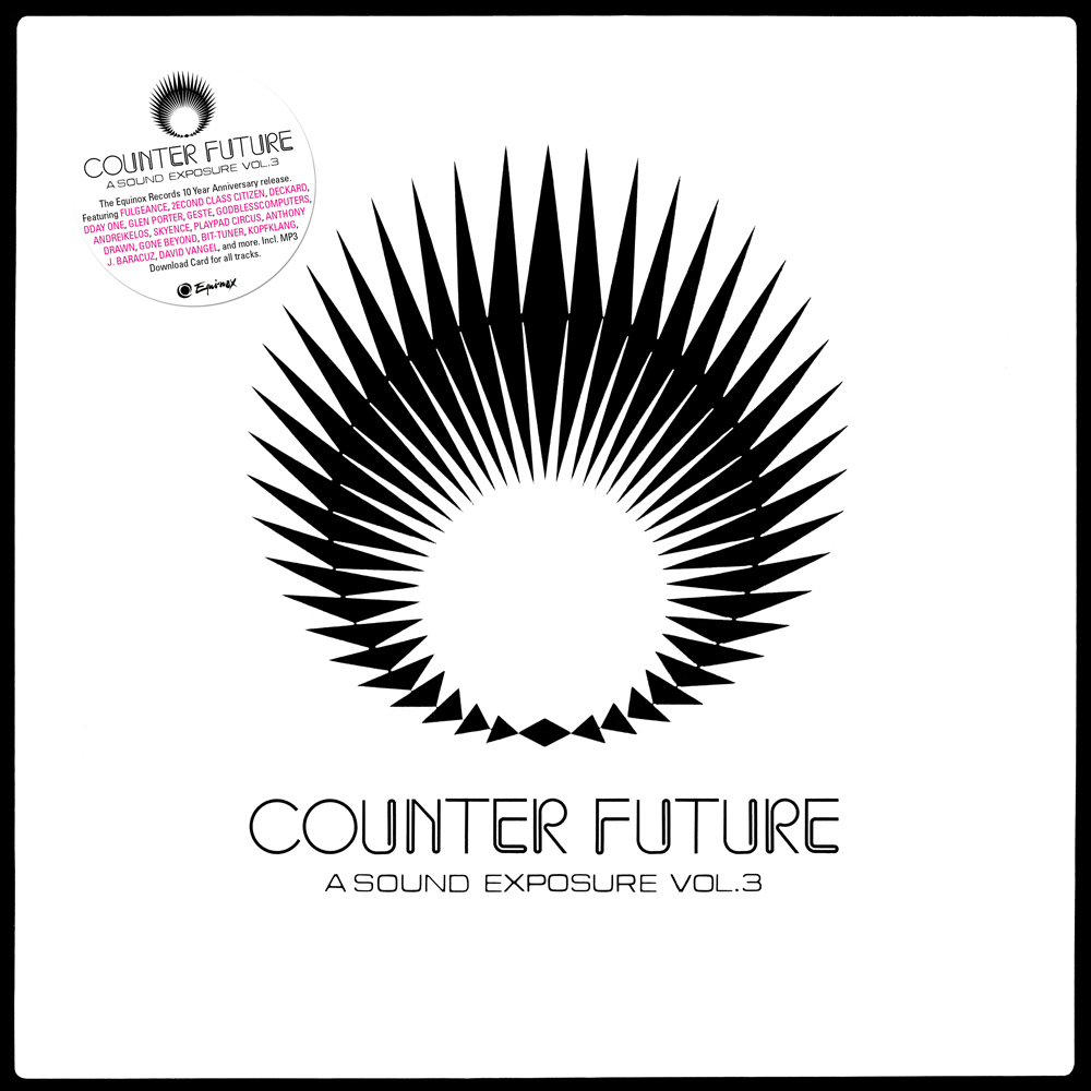 Various Artists - Counter Future - A Sound Exposure Vol. 3 (3LP)