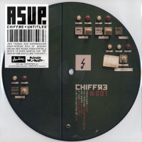 "Asup - Chiffre / Untitled (7"" Vinyl)"