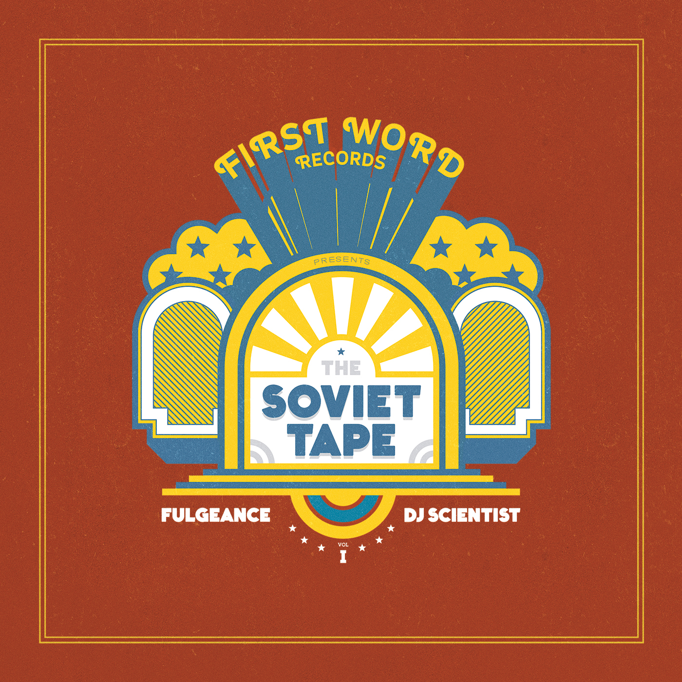 Fulgeance & DJ Scientist - The Soviet Tape Vol. 1 (LP)