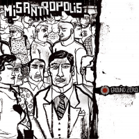 "Ground Zero - Misantropolis EP (12"")"