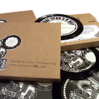 Various Artists - One Year &amp; A Day - The 5inch Files (Box Set)